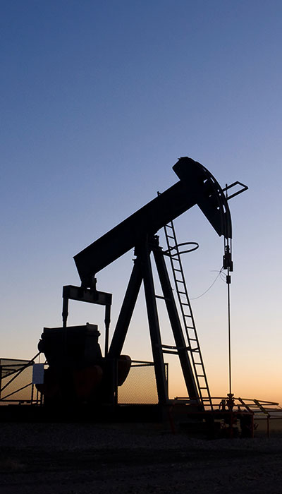 oil and gas pump sunset oil and gas industry photo for lone star analysis