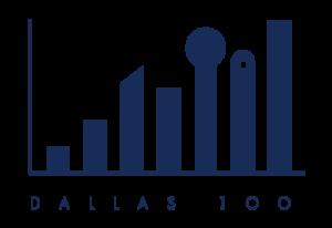 Dallas 100 logo