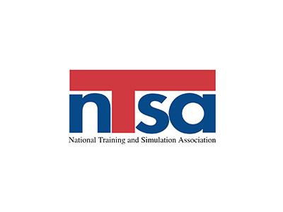 National Training and Simulation Association Logo